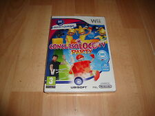Nintendo Wii PAL version concurso loco TV Party