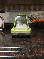 Tonka Car Hauler Vintage Pressed Steel Usa Green