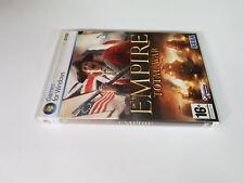 Gioco PC dvd-rom EMPIRE TOTAL WAR Con libretto ITA