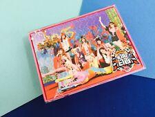 SNSD Girl's Generation Genie 4th album I got a boy korean ver. first pressed.