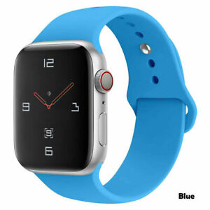For Apple Watch iWatch Sports Band Series 6 5 4 3 2 1 SE 44mm 42 40mm 38mm Strap
