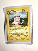FLAAFFY - Neo Genesis Set - 34/111 - Uncommon - Pokemon Card - Unlimited - NM