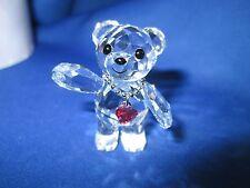 Swarovski 2013 Kris Bear 20th Anniversary Limited Edition Retired (1143456)