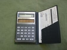 Sanyo CX 2570 Pocket Calculator