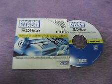 PAGINE BIANCHE OFFICE 2000-01