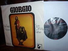 """Giorgio I'm Free Now Son of My Father Hansa 1972 7"""""""