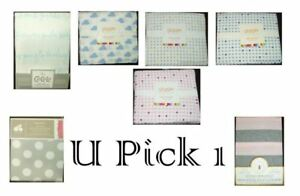 Baby Bed Crib Sheet Fitted Boy Girl Neutral Toddler Mattresses Cotton baby bed