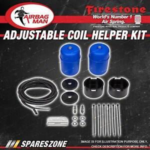 Airbag Man Air Suspension Coil Springs Helper Kit Rear for KIA SORENTO XM Diesel
