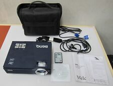 BENQ MP721 DLP Multi Purpose Digital  Projector,Remote & Carry Case RRP$1499.00