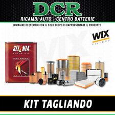 KIT TAGLIANDO FIAT BRAVO II 1.4i T-JET 150CV 110KW DAL 06/07 + SELENIA K 5W40