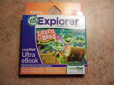 New Leap Frog Leap Pad Explorer Game Learn To Read Adventure Stories Ultra Ebook
