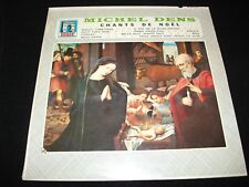 MICHEL DENS<>CHANTS DE NOEL<> SEALED LP Vinyl~Canada Pressing<>MUSE M 62.006