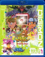 DIGIMON THE MOVIES BLU-RAY VOL.1-JAPAN Blu-ray M13