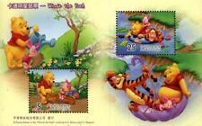 China Taiwan 2006  Winnie The Pooh Cartoon Stamp Sheetlet MNH