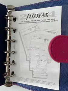 agenda organizer Filofax