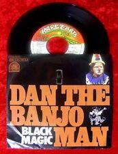 Single Dan The Banjo Man: Black Magic (1974)