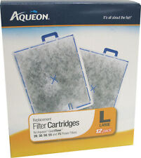 Aqueon Products-supplies-Aqueon Filter Cartridge Large/12 Pack