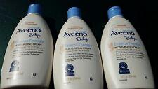 Aveeno Baby Eczema Therapy Moisturizing Cream, 12oz, 3 Pack 381371169870A1476