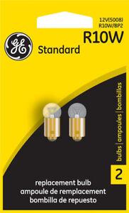 Turn Signal Light Bulb-County GE Lighting R10W/BP2