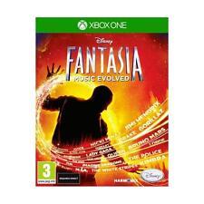 Pal version Microsoft Xbox One Fantasia Music Evolved