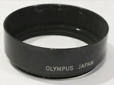 Vintage OLYMPUS Z-49 Lens Hood for PEN-F With Original Case Pre-Owned