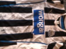 More details for newcastle united signed shirt