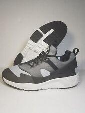 NEW Nike Air Hurache Utility Base Grey/ Light Ash Grey 806807-003 Men's Size 8