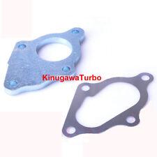 Turbo Down Pipe Flange Set Mitsubishi 4M40T 2.8L 4 Bolt Pajero Triton Delica