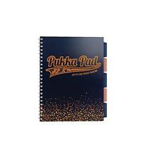 Pukka 8250-BLS A5 Jotta Project Book - Navy