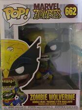 Funko Pop Wolverine Zombie Nib
