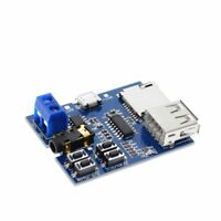 Module Amplifier Board Format Decoder Audio Player MP3 Format U Disk TF Card P