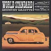 Country Gazette by World Standard (Sohichiro Suzuki) (CD, Jun-1998, Asphodel)