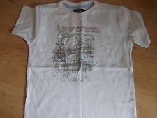 Peter Storm chicos 5-6 años Camiseta con filtros de Sol voluntaria