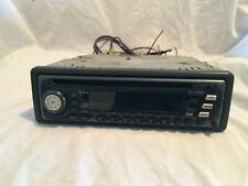 JVC KD-SX830 CD Player Car Radio Receiver Stereo Unit 40W Detachable Faceplate