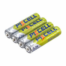4pcs NiMh AAA Rechargeable Batteries 1.2V 600mAh NI-MH 3A PKCELL Battery