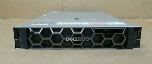 Dell PowerEdge R540 Xeon 12 Core Silver 4116 2.10GHz 96GB H730P 12B Rack Server