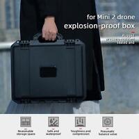 Portable Hard Case Suitcase for DJI Mavic Mini 2 Drone and Accessories