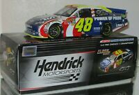 2011 Jimmie Johnson #48 LOWE'S POWER OF PRIDE FLASHCOAT COLOR 1/24 car#4/111