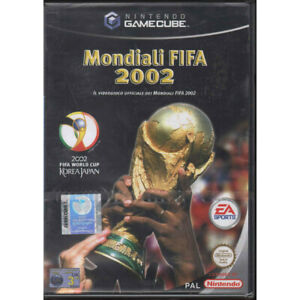 Mondiali Fifa 2002 Nintendo Gamecube EA Sports Sigillato
