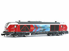 Lemke H3101 Diesellok BR 1247 905 Vectron Stern Hafferl