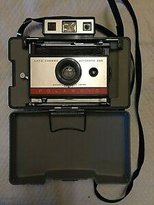 appareille photo polaroid 220