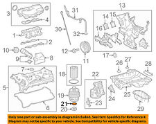 TOYOTA OEM Engine Parts-Cap Gasket 9672335028