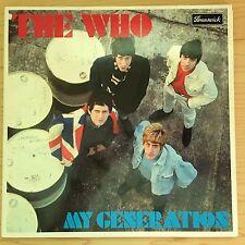 The Who My Generation Brunswick 2 LP 2002 Reissue Super Nice Copy