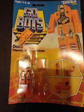 Gobot 1983 Dozer New On Card Nib Moc