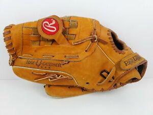 "Rawlings RTD 51 BW Bernie Williams 13.5"" Baseball Softball Glove Left Throw"