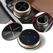 "2.2"" Gold ABS Multi-Media Knob Controller Trim For BMW X1 X3 X4 X5 X6 IDRIVE"
