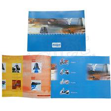 ITALJET Accessoires Catalogue Original Sales Brochure, Dépliant, Flyer, AFFICHE