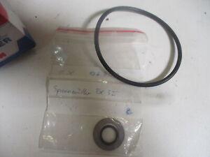 2. Honda Gl 1100 SC02 Goldwing Junta de Goma Y Arandela Sellado Filtro Aceite