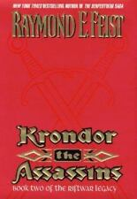 Feist, Raymond   Krondor the Assassins   US HCDJ 1st/1st NF