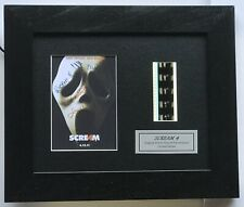More details for scream 4 2011 cast signed reproduction limited edition filmcell memorabilia